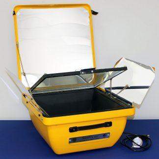 Solar Oven Hybrid - SunFocus