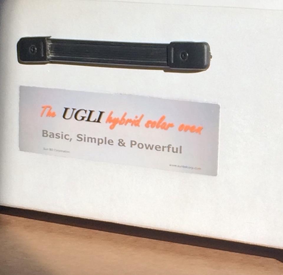 The UGLI Hybrid Solar Oven