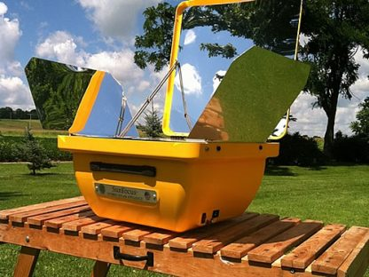 Solar Oven hybrid picture
